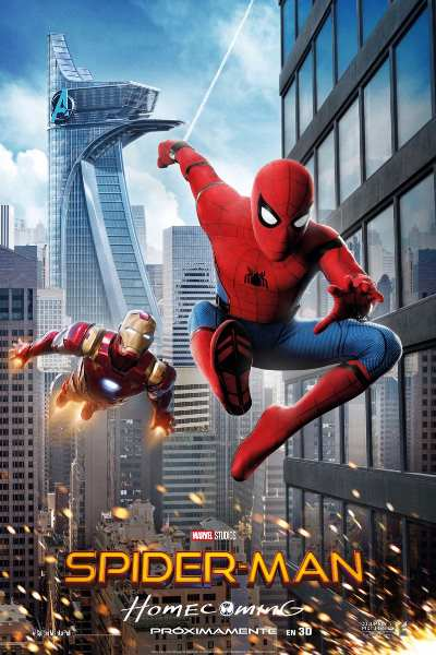 Spider Man Homecoming Watch Free On Movies123